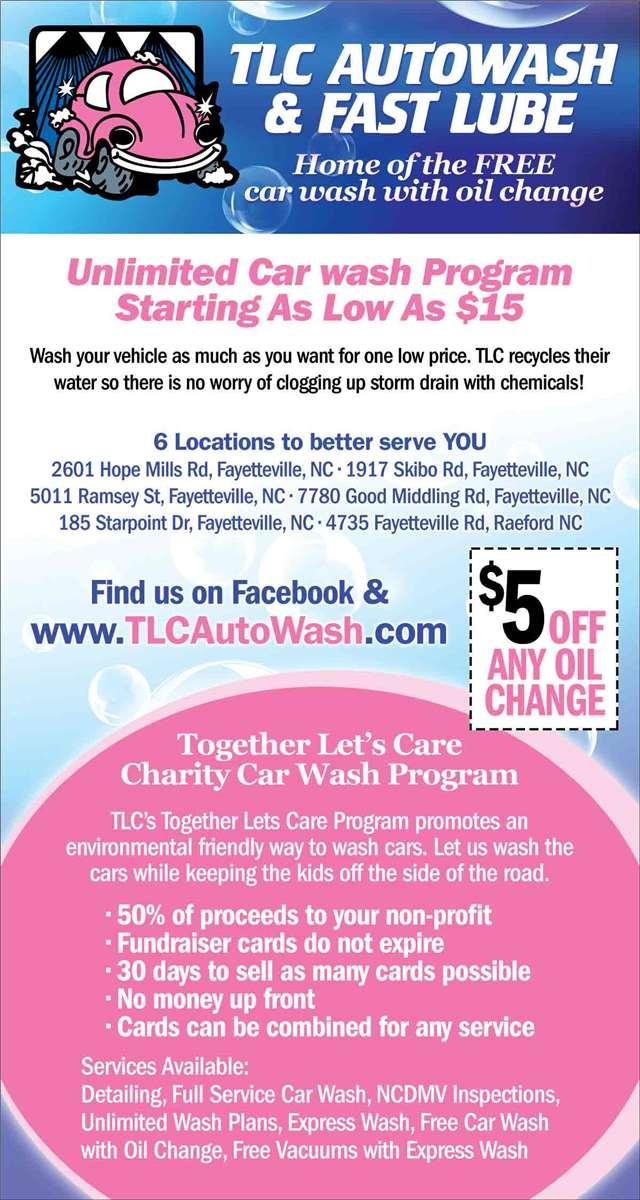 TLC Auto Wash & Fast Lube Inc. image 5