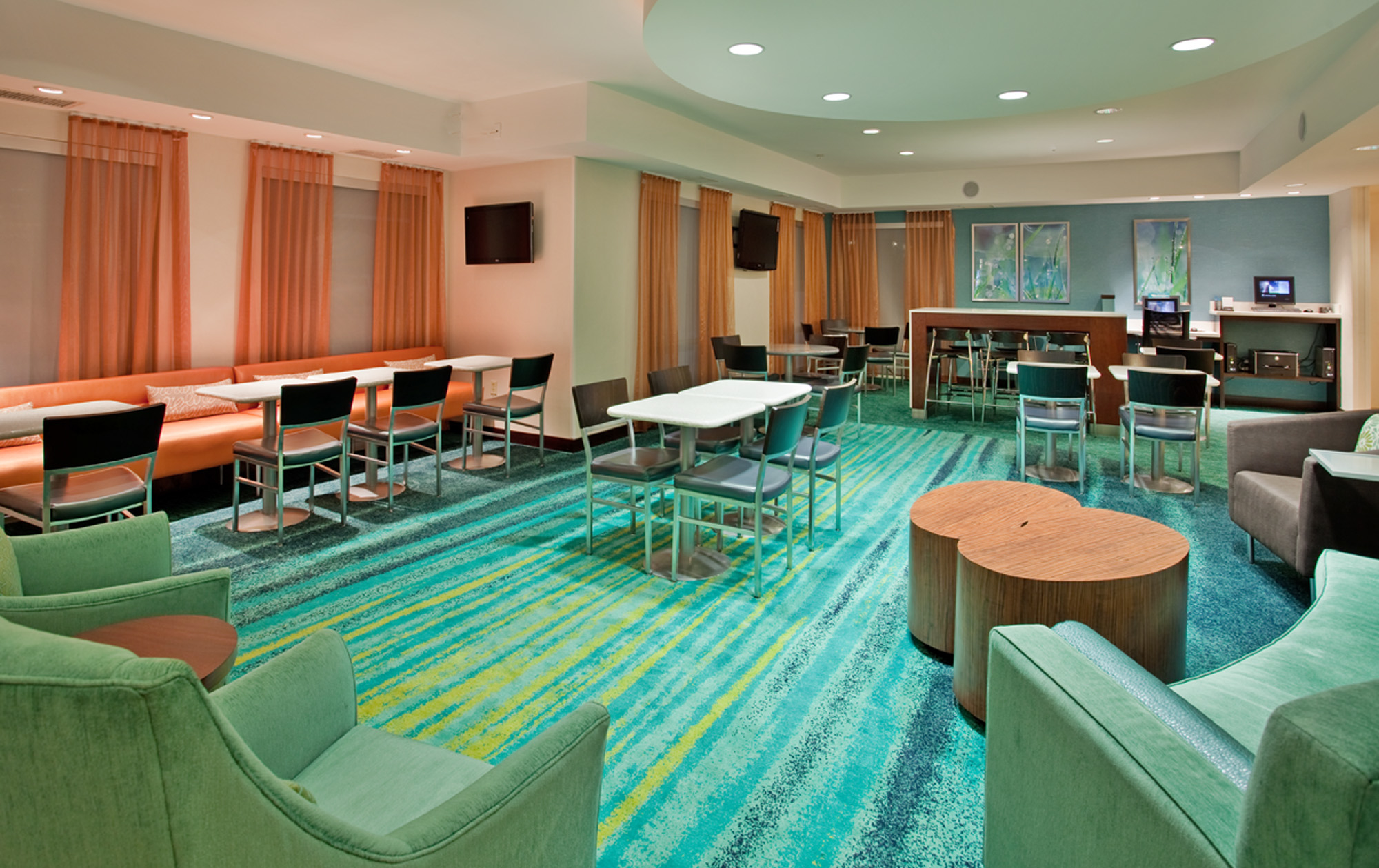 SpringHill Suites by Marriott Houston Brookhollow image 2