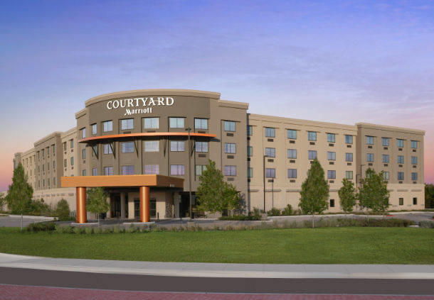 Courtyard by Marriott Austin Pflugerville and Pflugerville Conference Center image 0