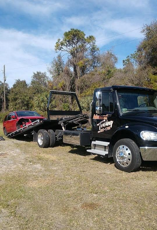 Advanced Towing image 24