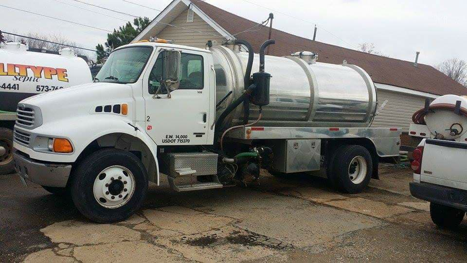 All Type Septic Pumping & Aeration Service LLC image 10