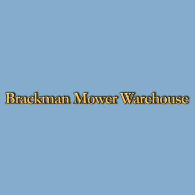 Brackman Mower Warehouse