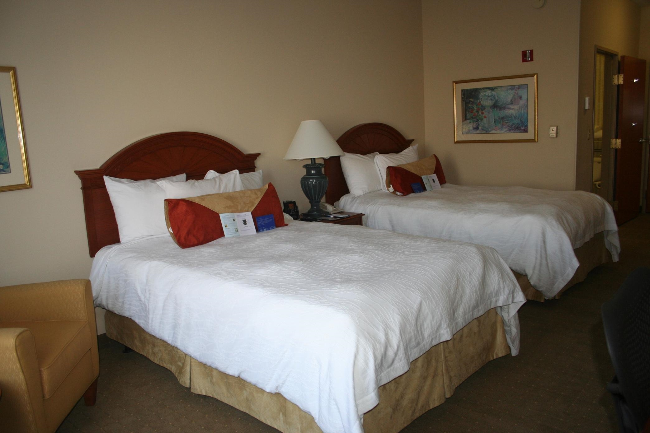 Accessible 2 Double Beds