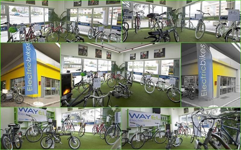 Centro Auto e Bici Elettriche Wayel