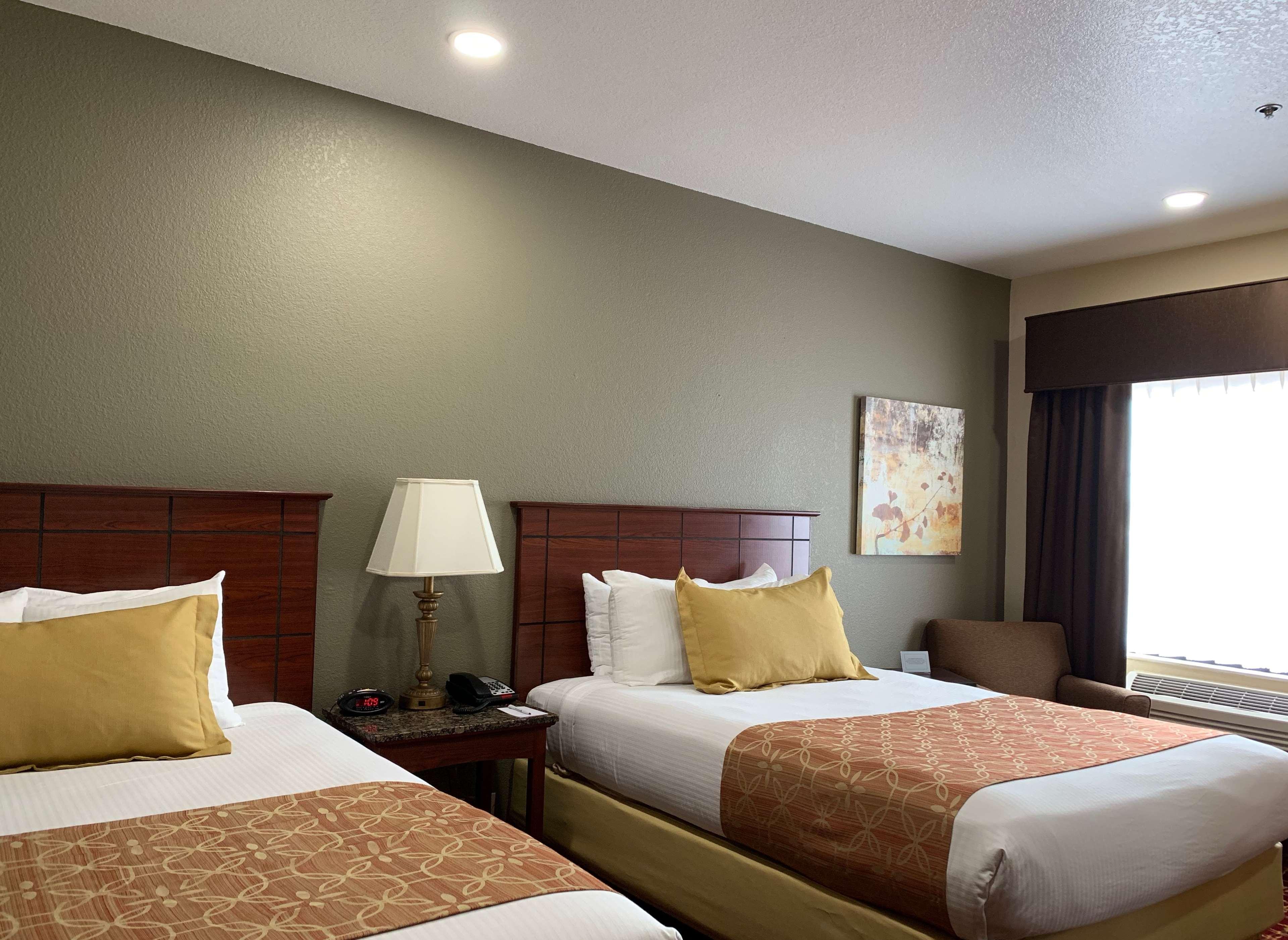 Two Queen Bedroom.
