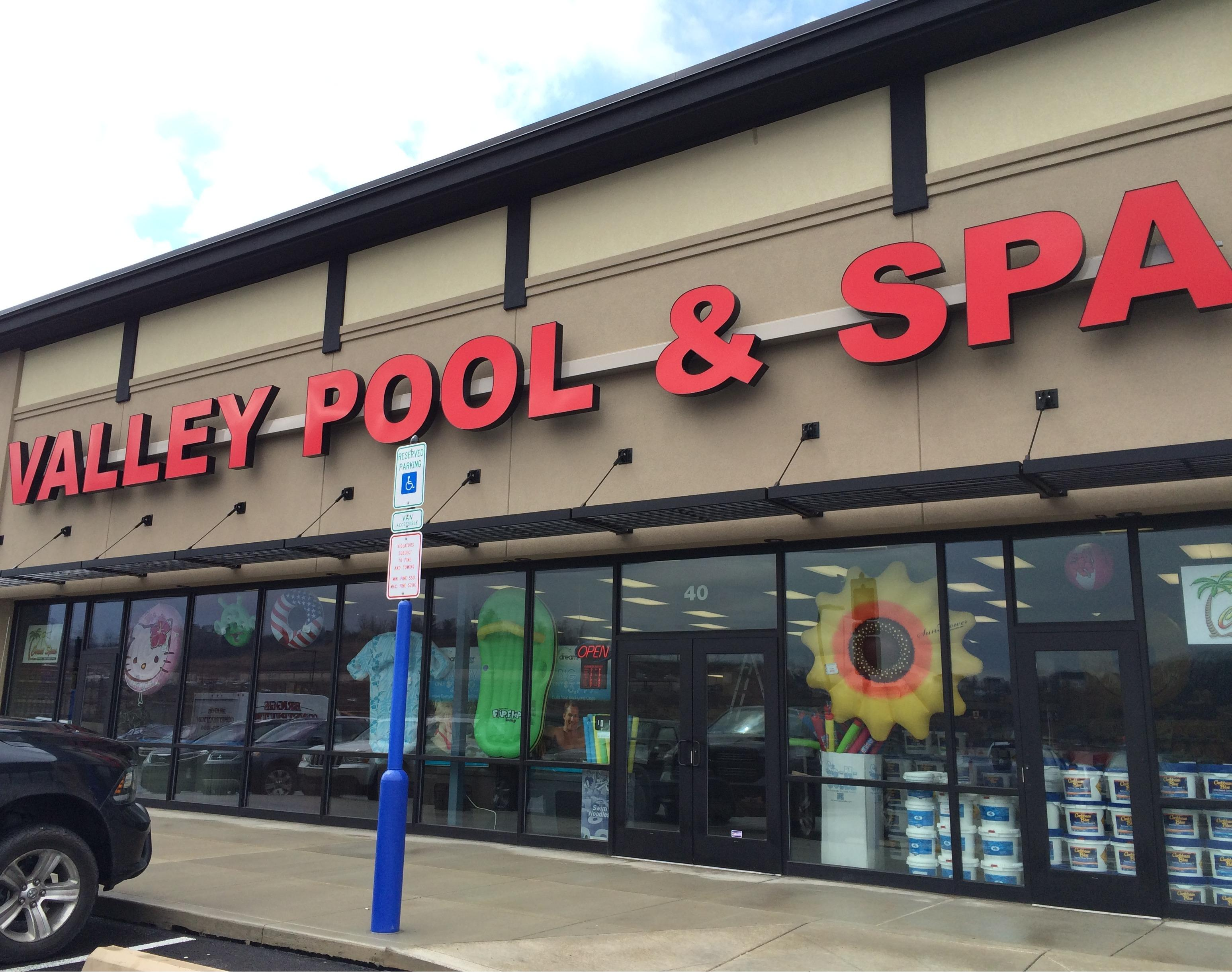 Valley Pool Amp Spa Charleroi Swimming Pool Supply Store