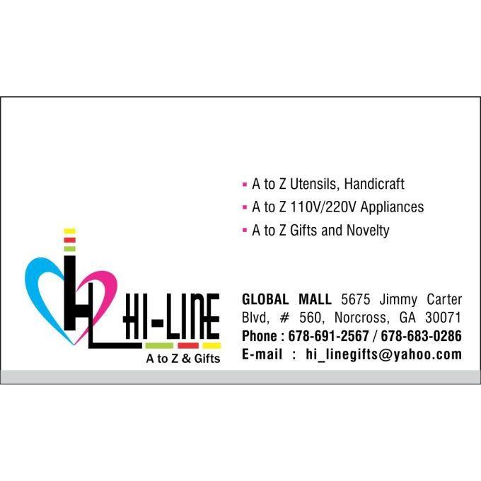 Hi-Line ATOZ Gifts