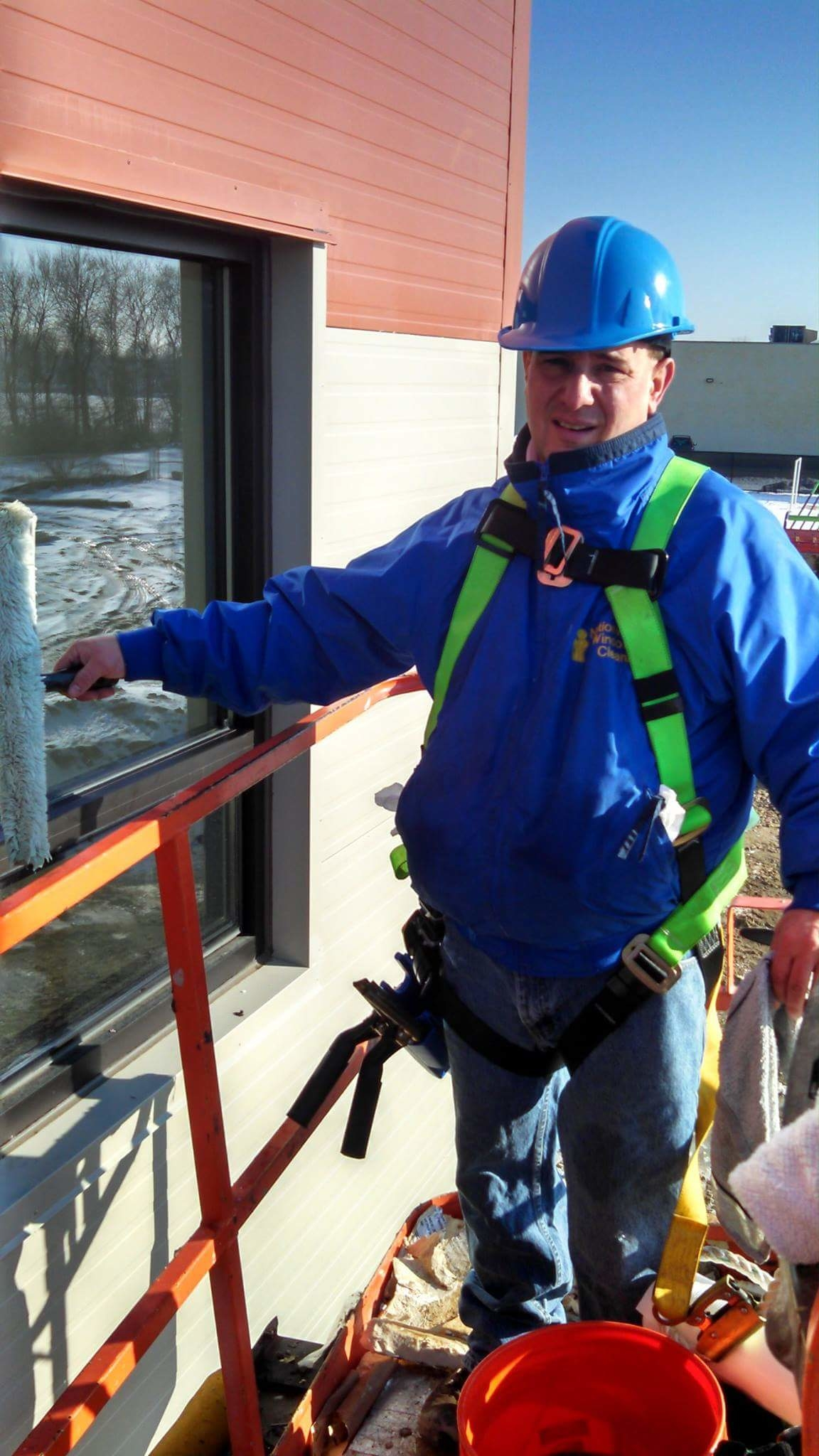 Family window cleaning & property maintenance image 1