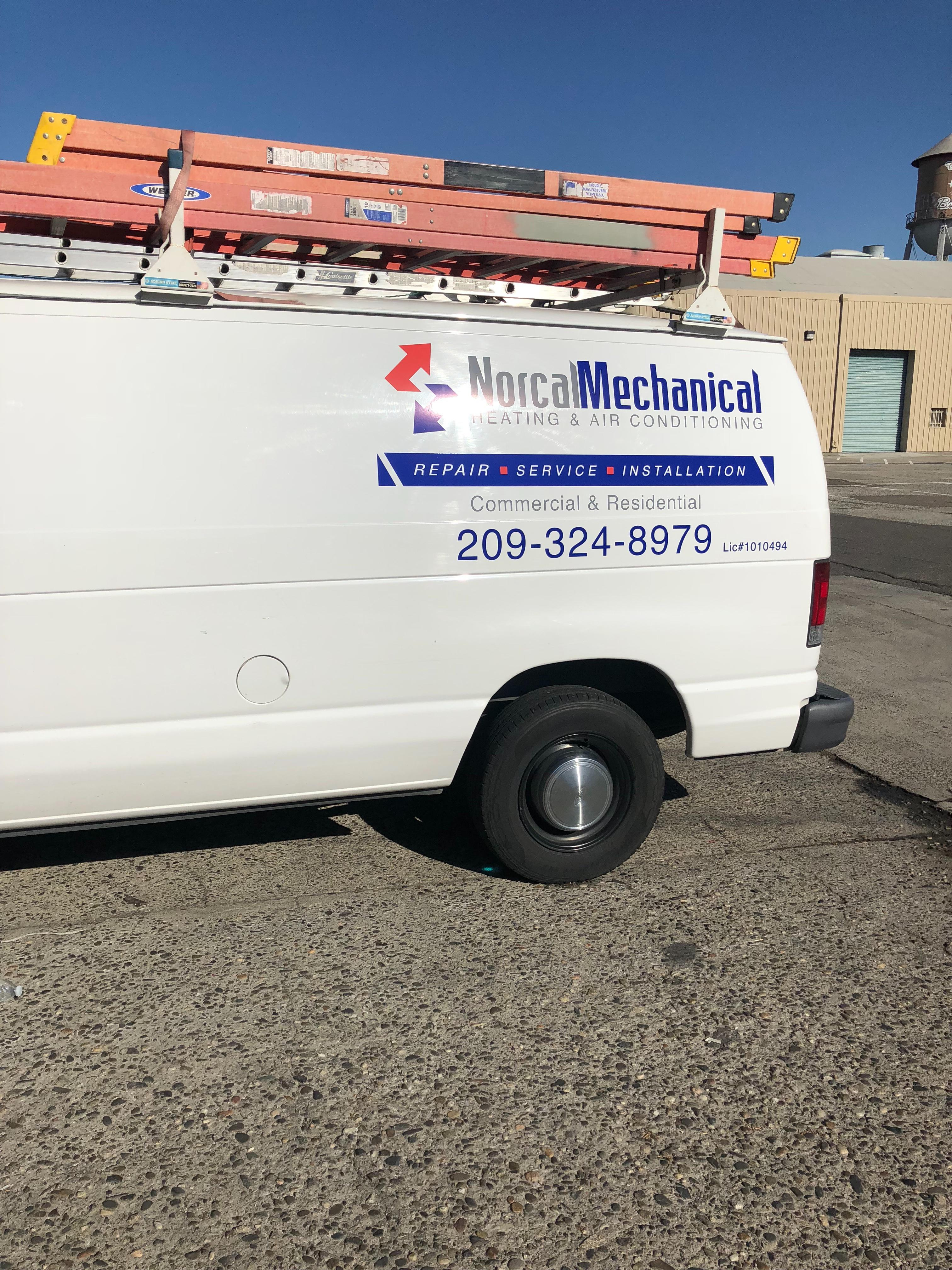 Norcal Mechanical Heating and Cooling