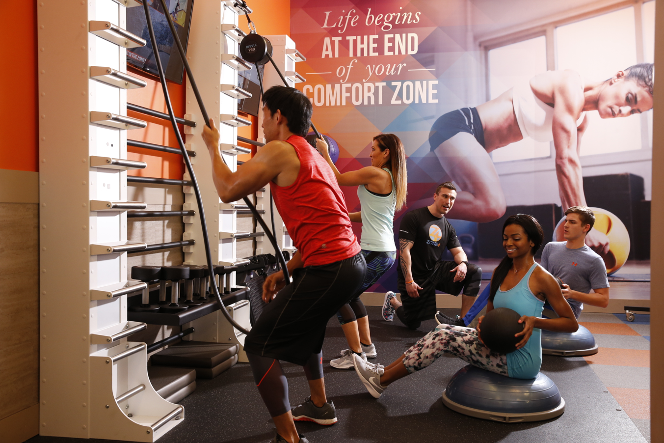 Onelife Fitness - Gainesville image 1