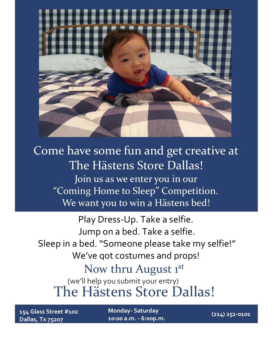 The Hästens Store Dallas