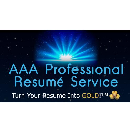 aaa professional resume service citysearch