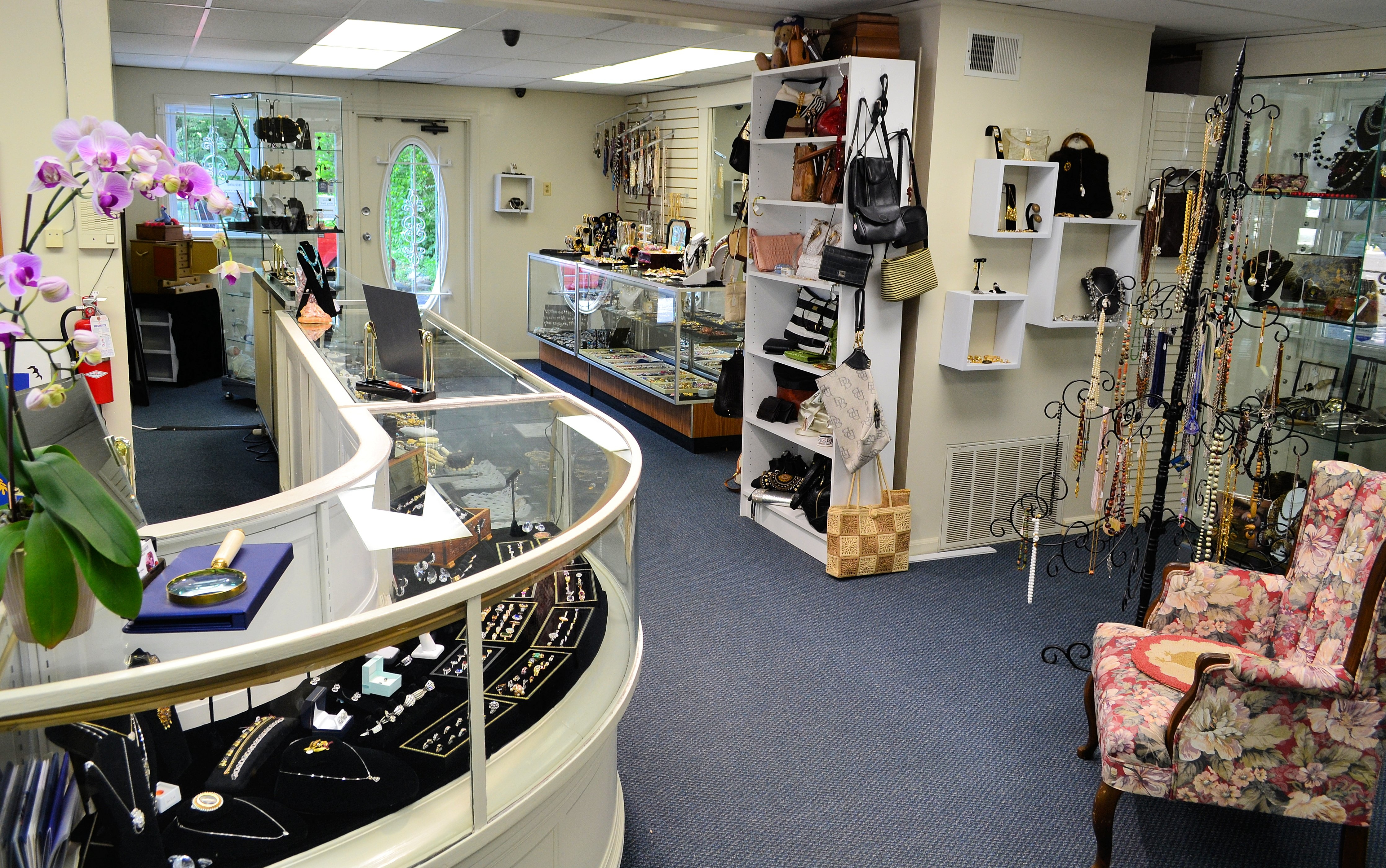 The fair exchange jewelry coupons near me in centerville for Vintage jewelry store near me