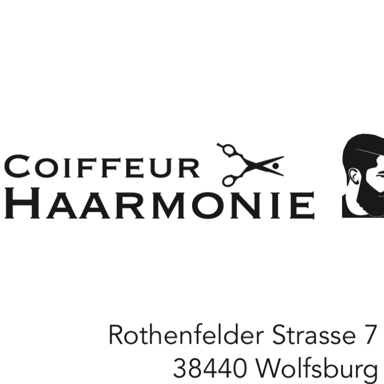 Logo von Coiffeur Haarmonie