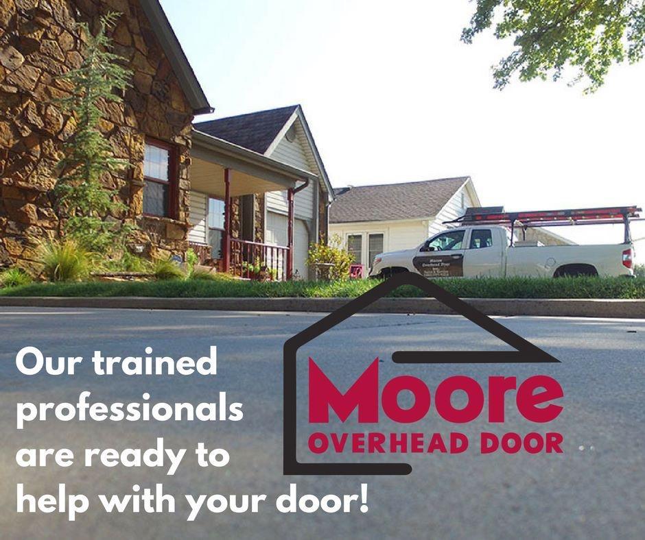 Moore Overhead Door image 0