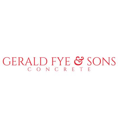 Gerald Fye & Sons Concrete