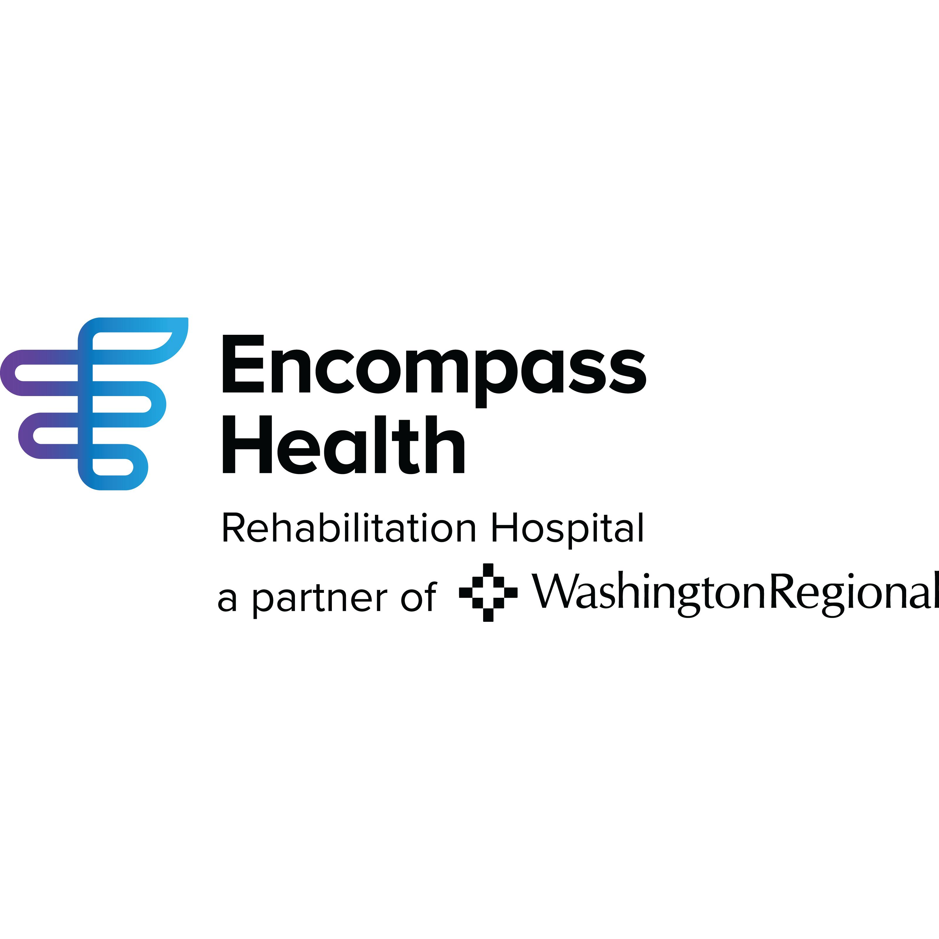 Encompass Health Rehabilitation Hospital, a partner of Washington Regional