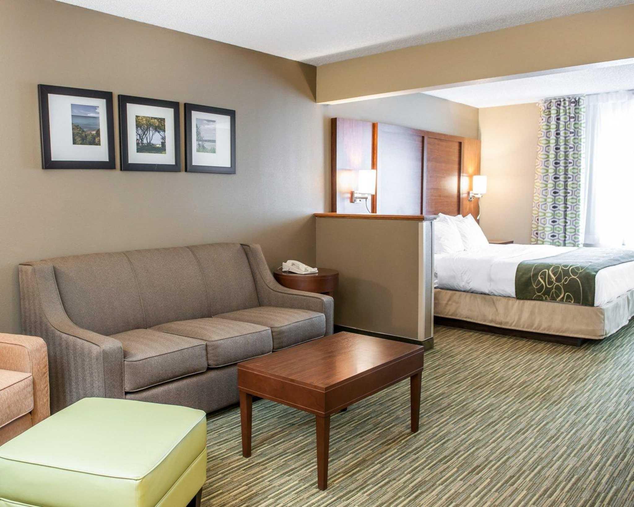 Comfort Suites North in Elkhart, IN, photo #11