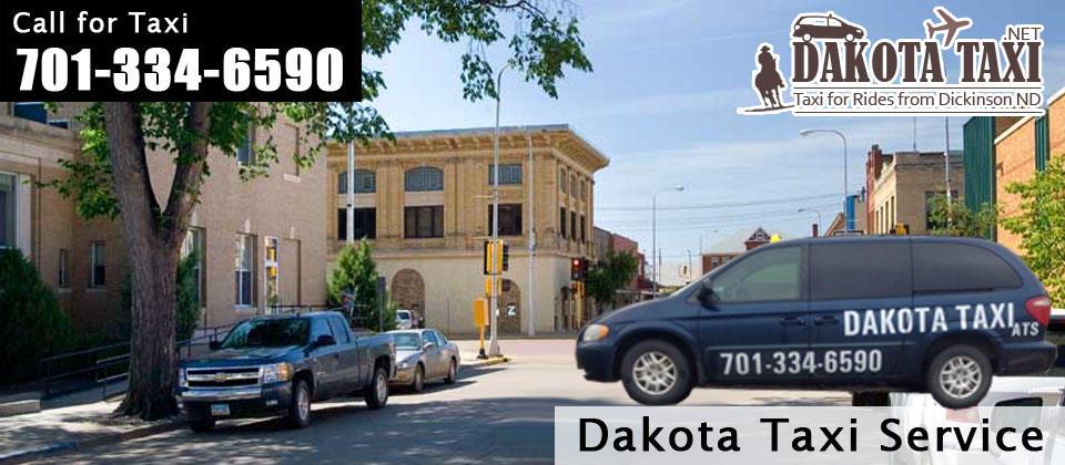 Dakota Taxi - Dickinson image 0