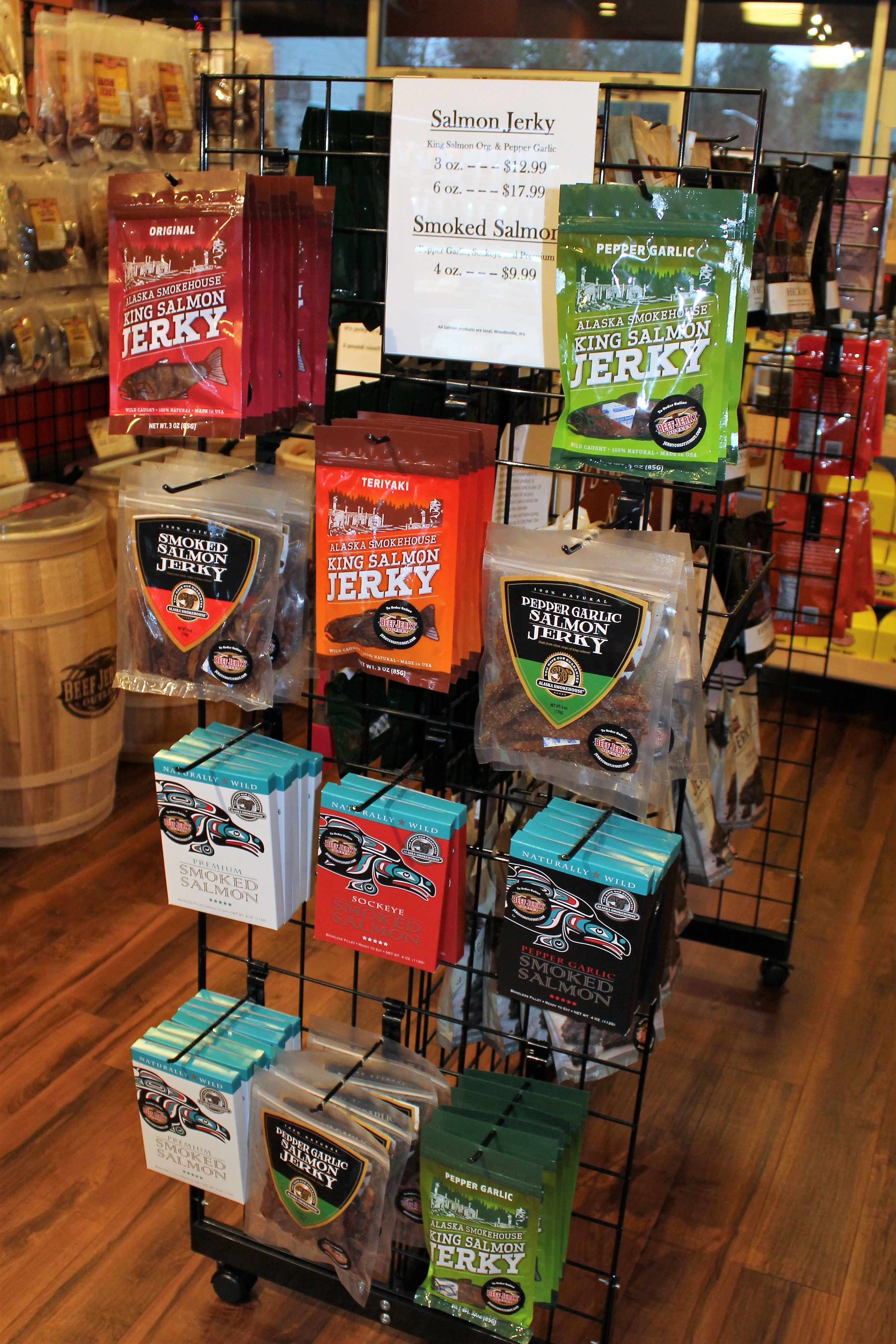 Beef Jerky Outlet - Tulalip, WA image 7