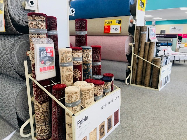 Carpetright Romford Rom Valley Retail Park Carpet