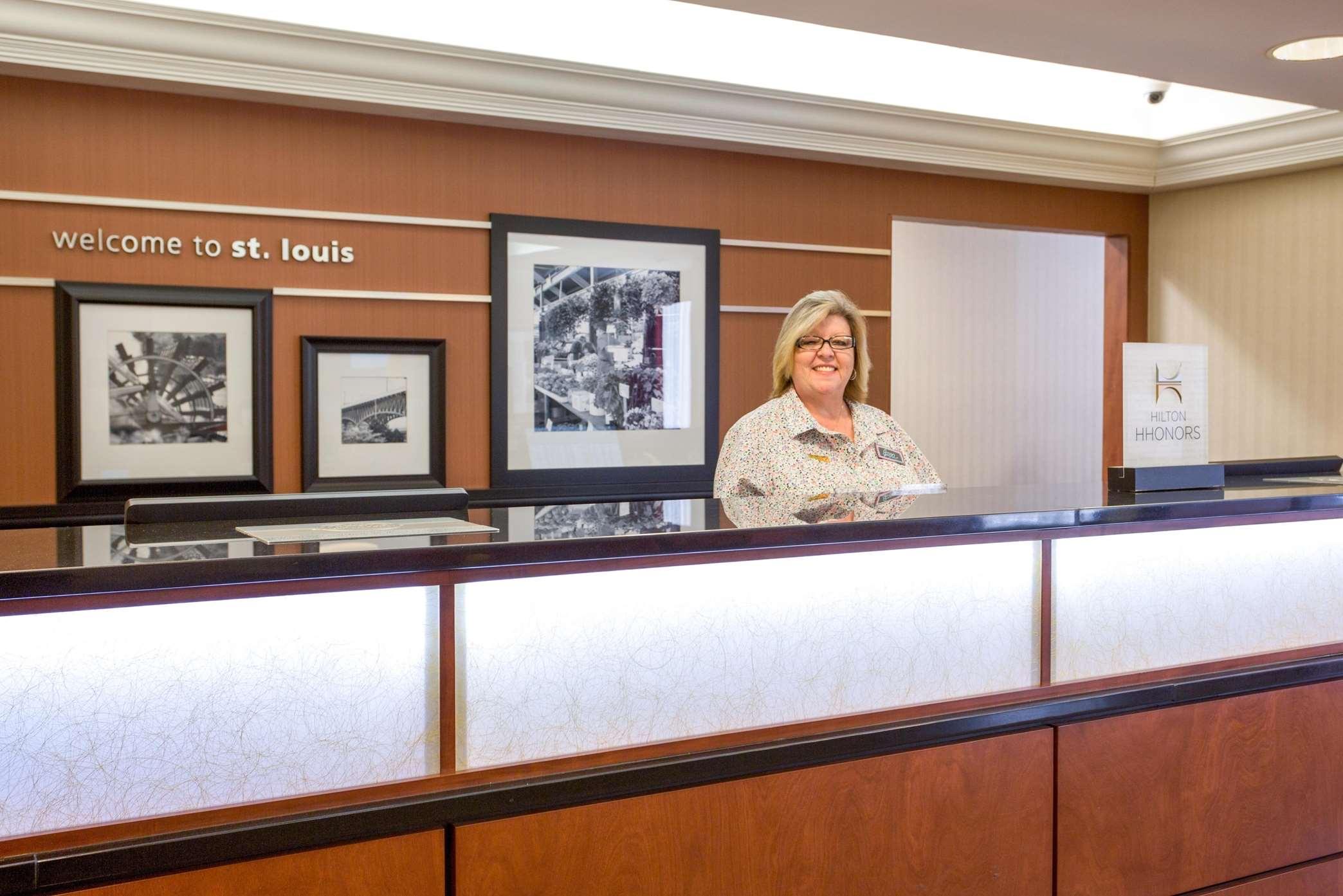Hampton Inn St. Louis-Airport image 13