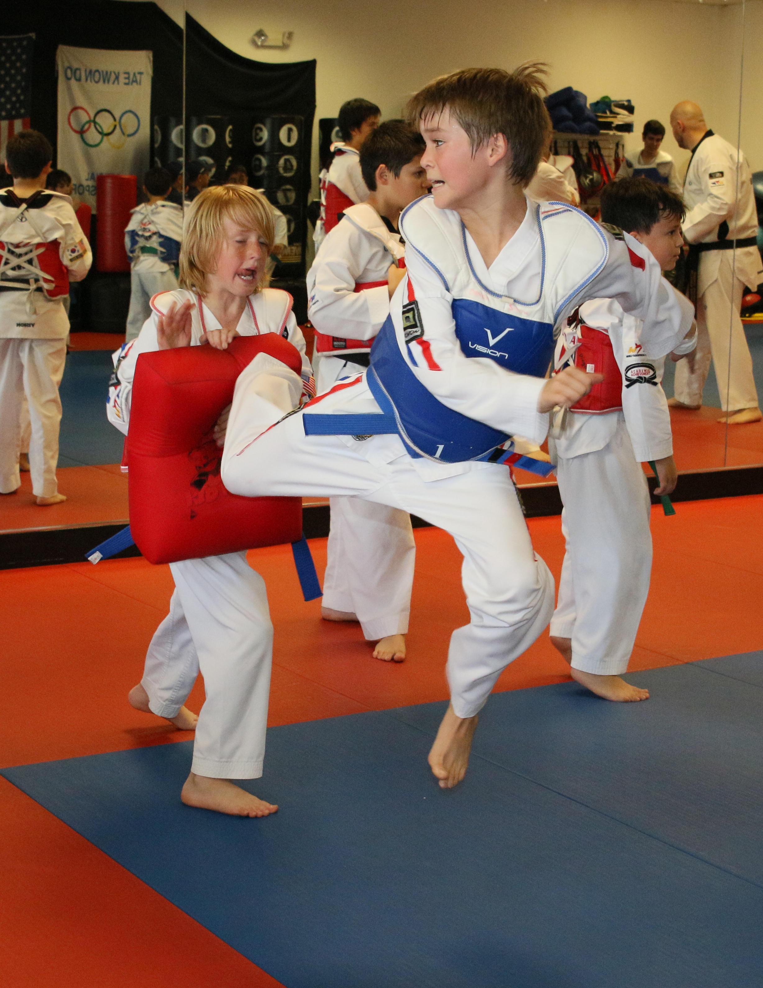 Millennium Martial Arts - Tae Kwon Do image 14