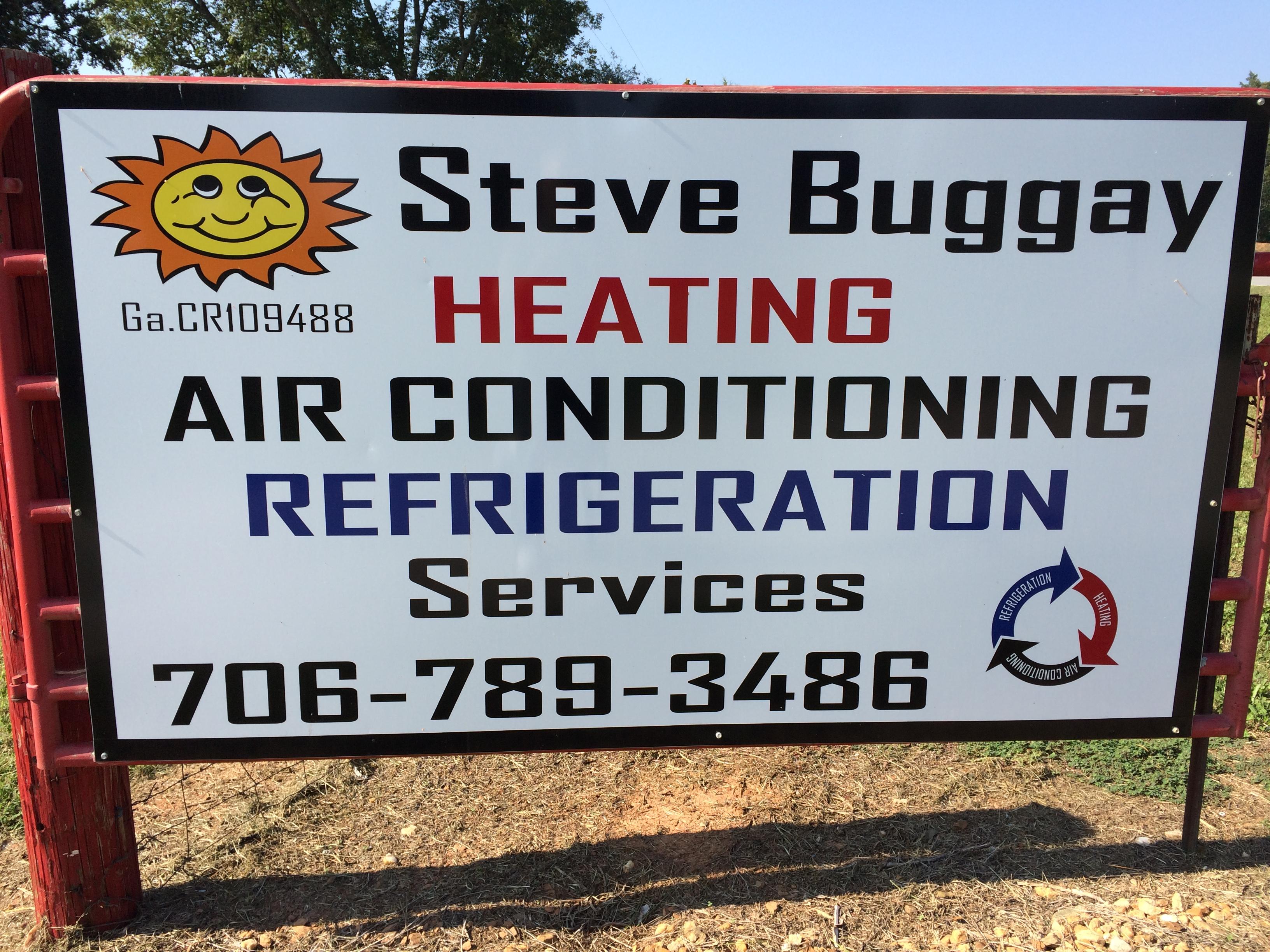 Steve Buggay Heating & Air Condtioning Refrigeration image 0