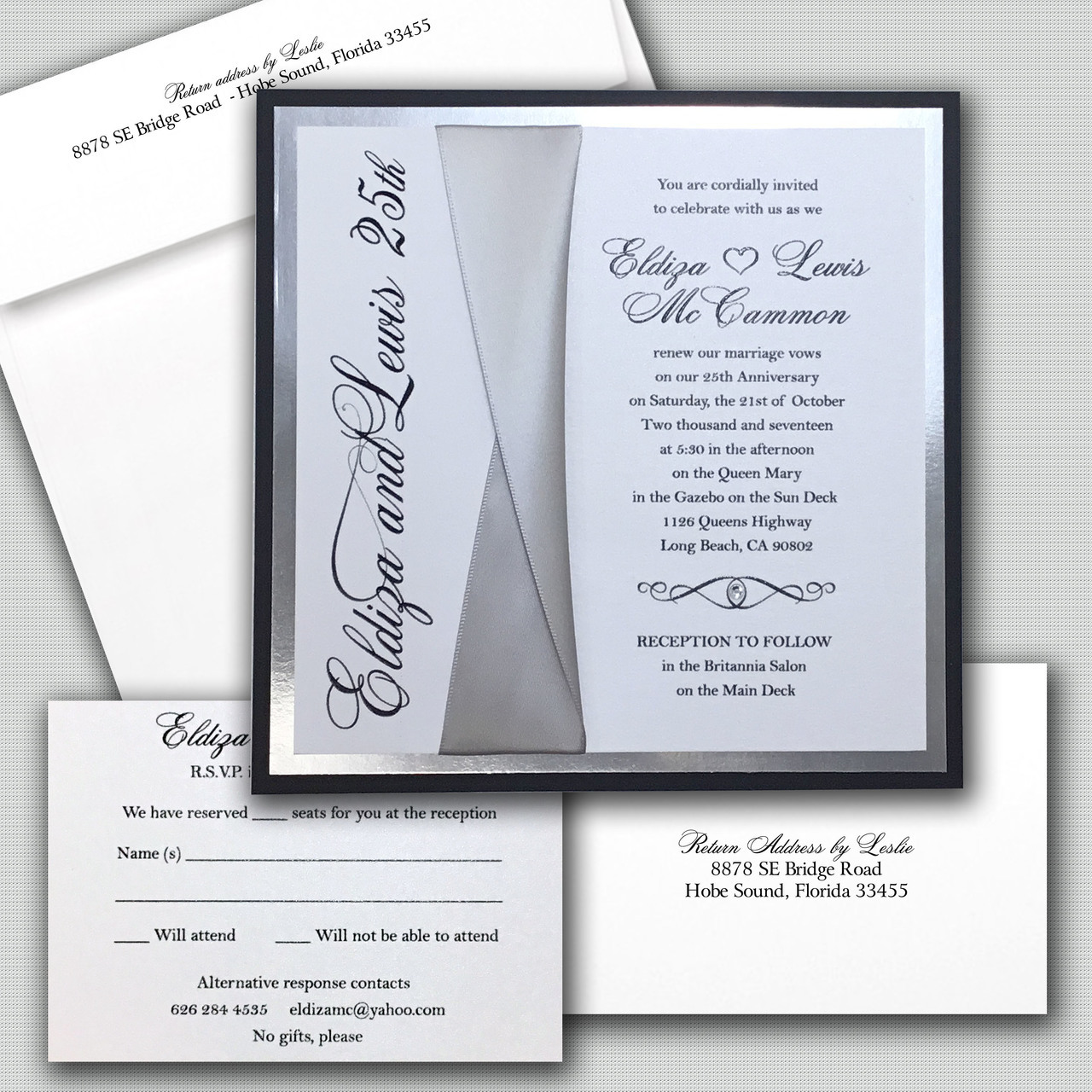 Leslie Store Wedding Invitations & Stationery image 8