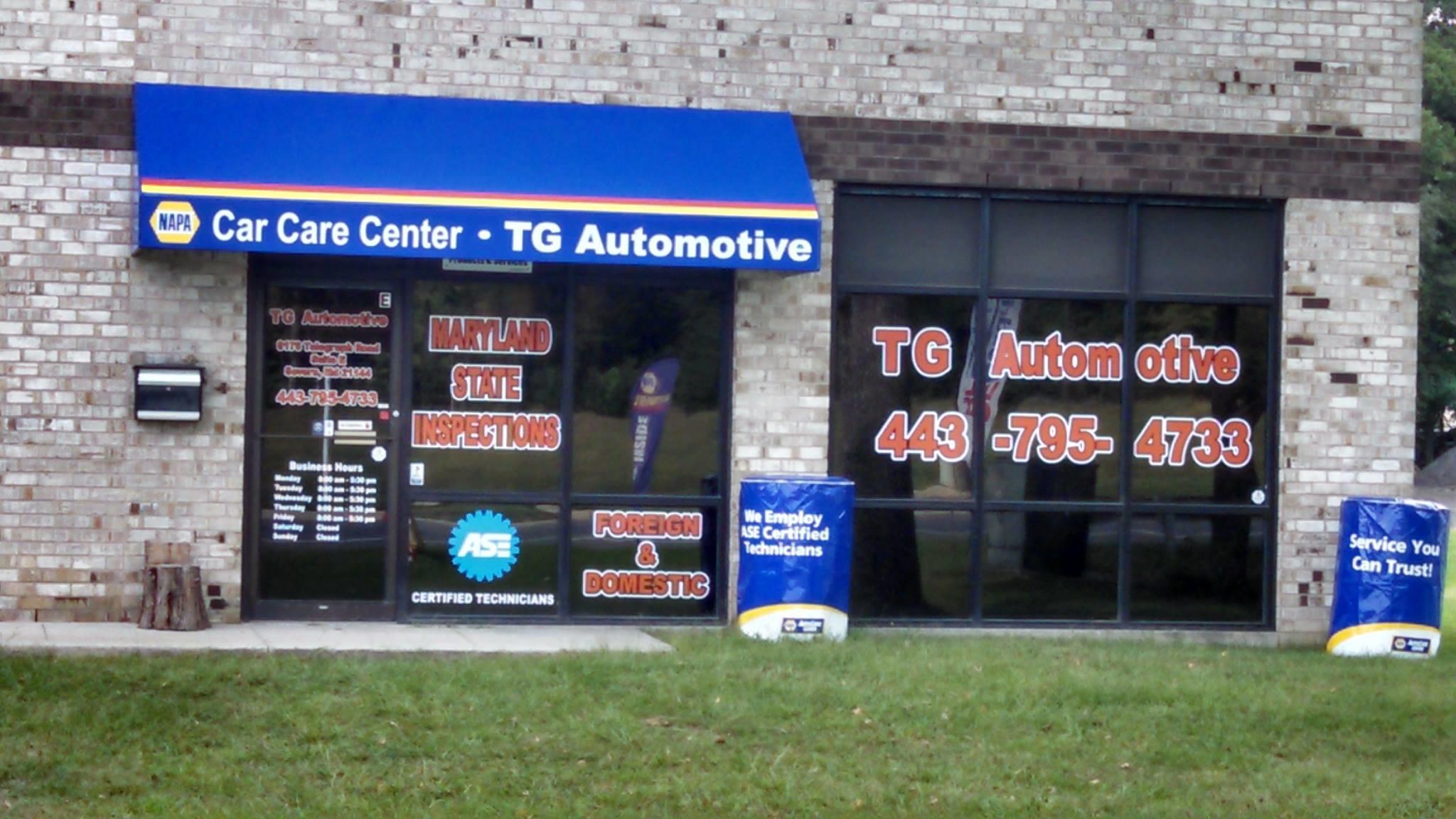 TG Automotive, Inc. image 1