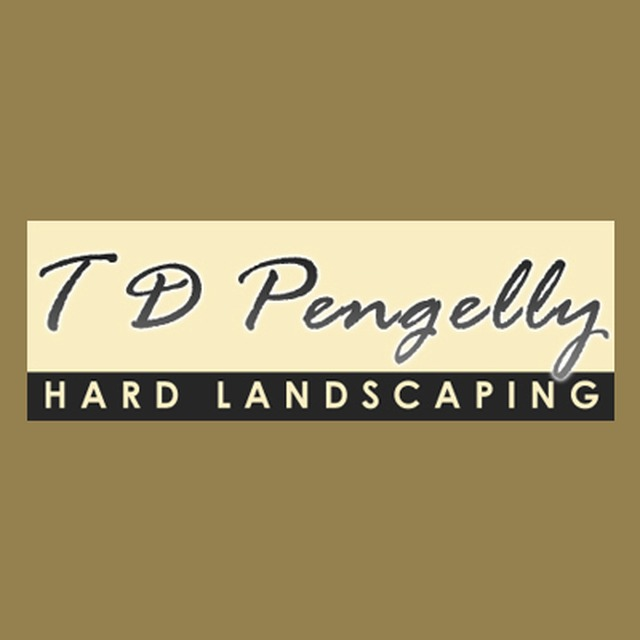 T d pengelly hard landscaping terraces and patios for Hard landscaping