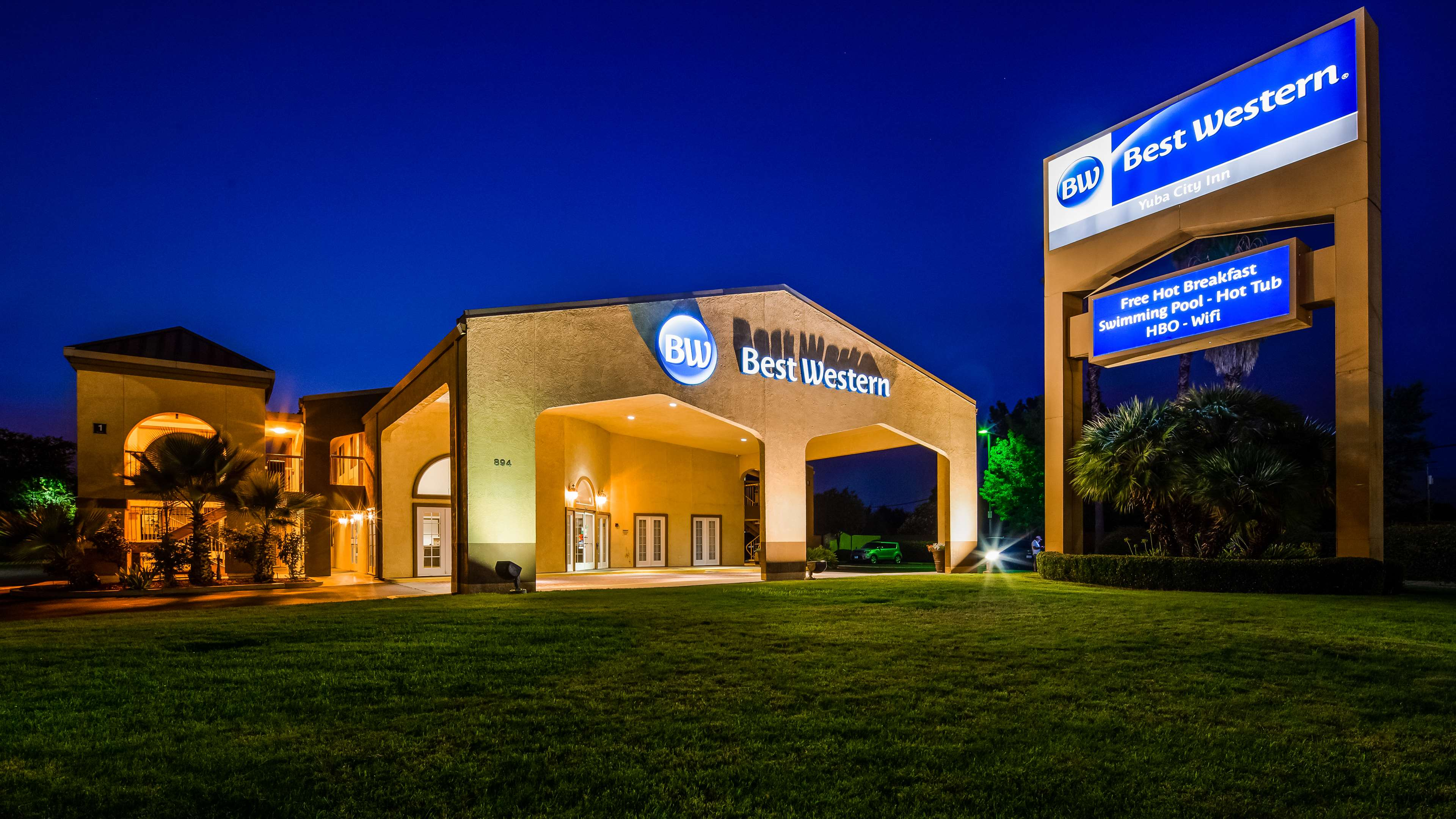 Best Western Yuba City Inn image 0