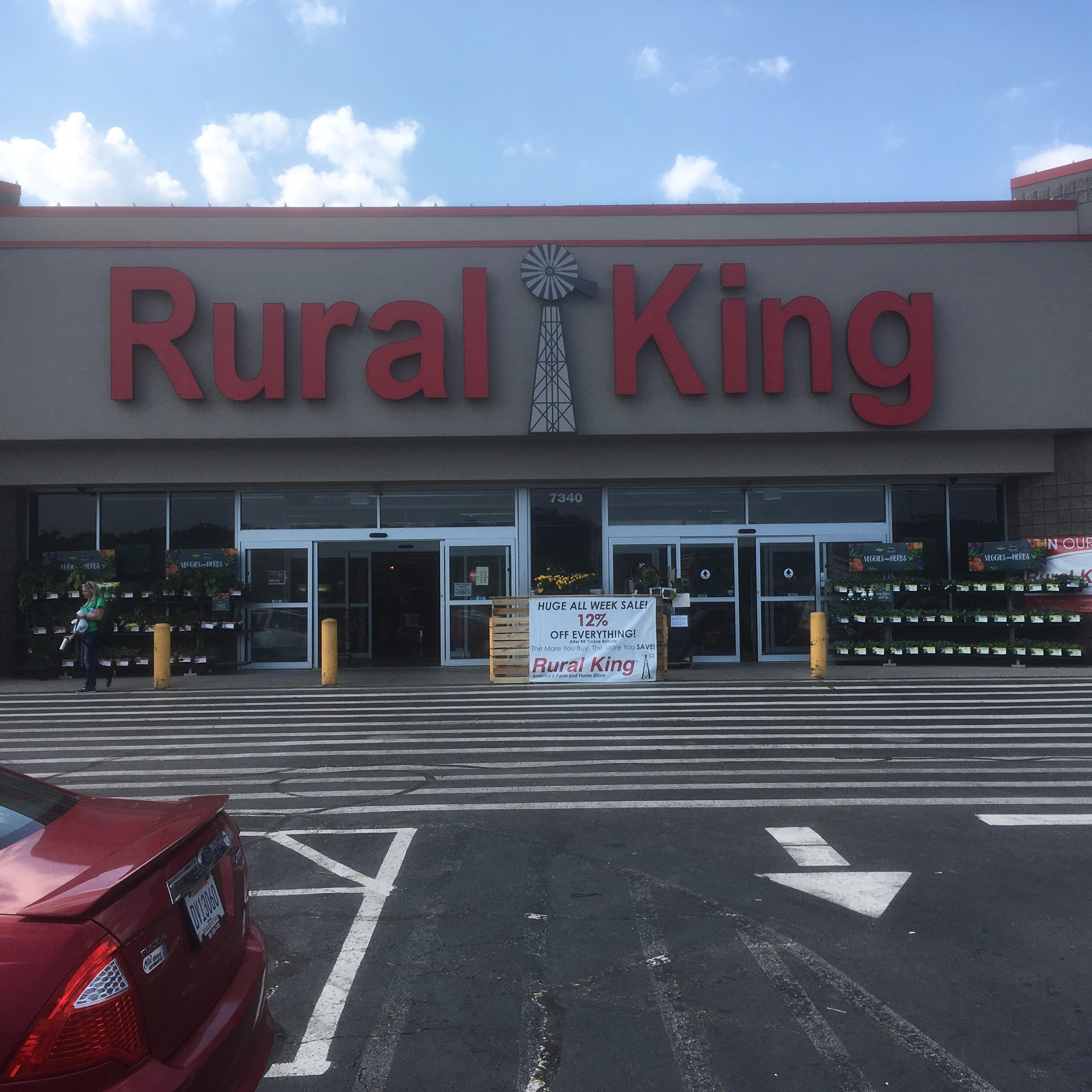 Fantastic Rural King 7340 Norris Freeway Knoxville Tn Hardware Stores Cjindustries Chair Design For Home Cjindustriesco