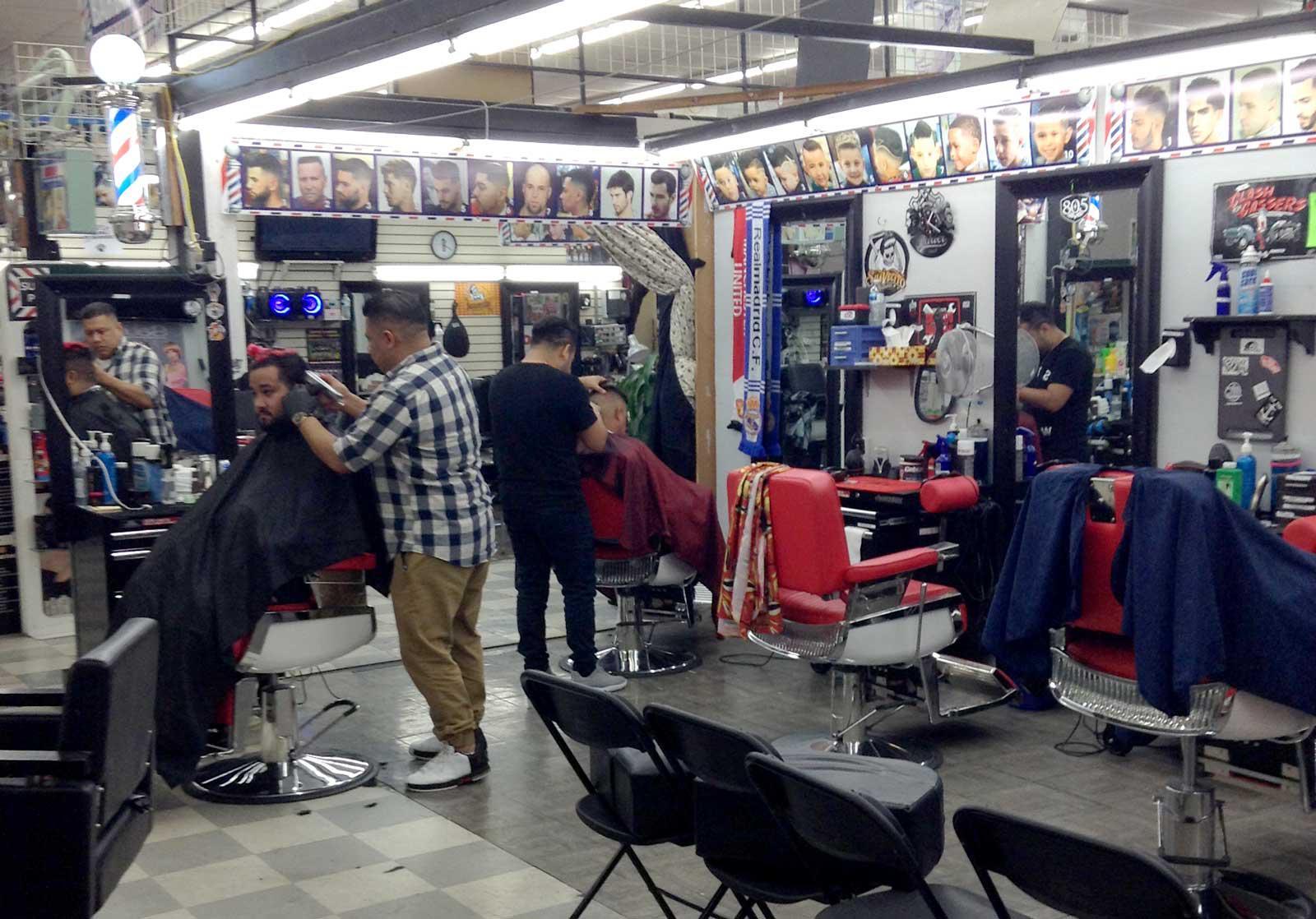 Three Brothers Beauty Salon & Barber shop