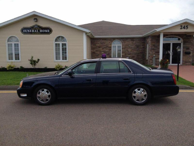 East Prince Funeral Home and Chapel in Summerside