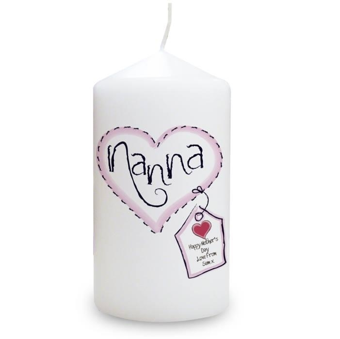 Nanna's Personalized Candles/Gifts