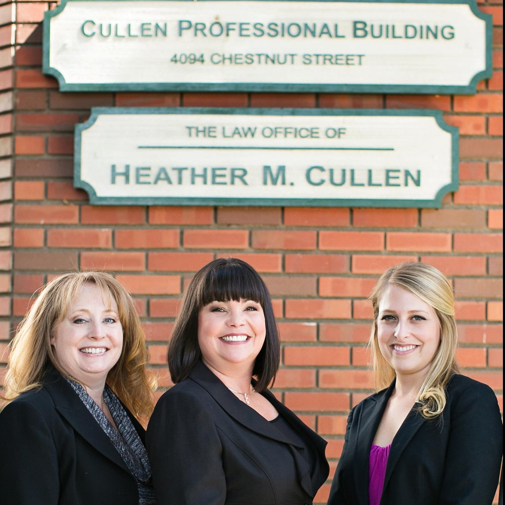 The Law Office of Heather Cullen, A Professional Corporation
