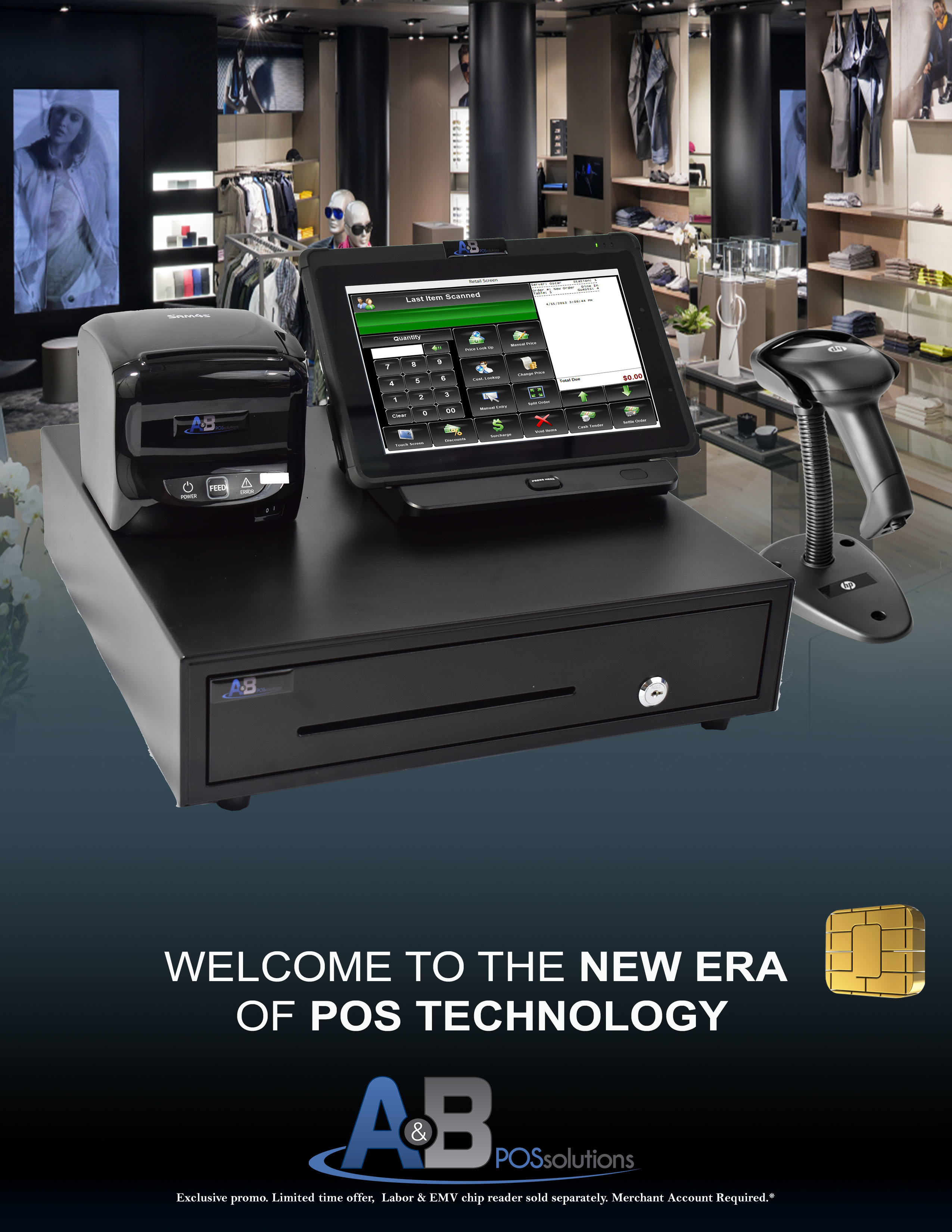 AB POS Solutions image 1