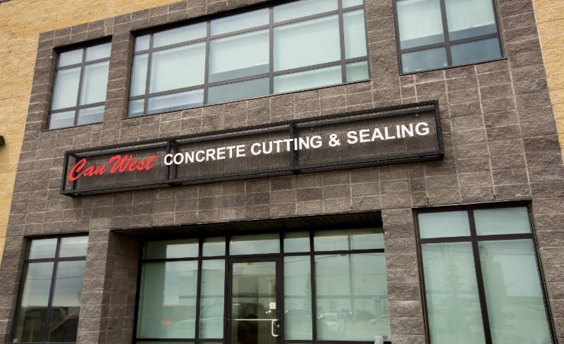 CanWest Concrete Cutting & Coring Ltd