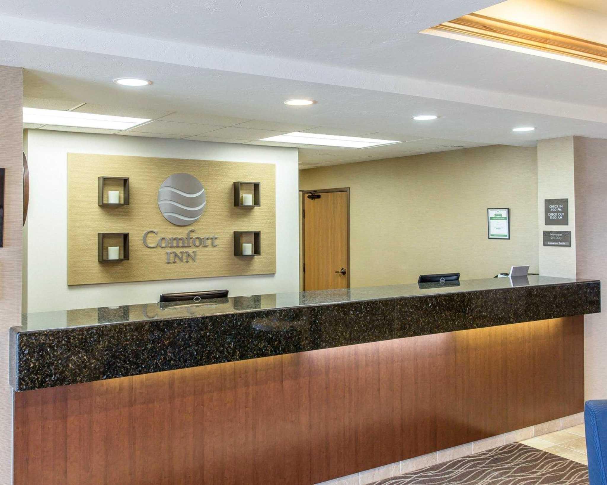 Comfort Inn Evansville-Casper image 24