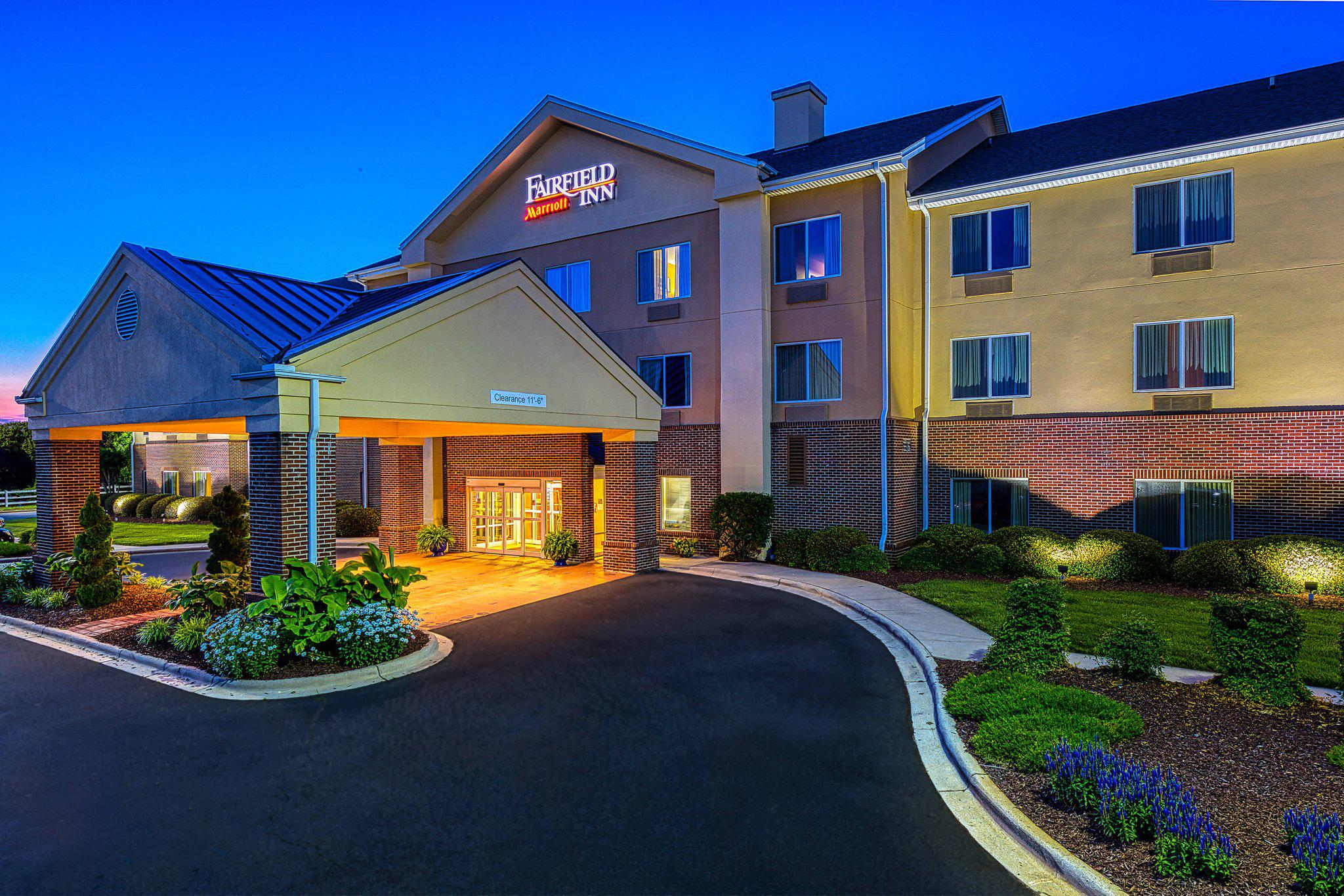 Fairfield Inn by Marriott Charlotte Mooresville/Lake Norman