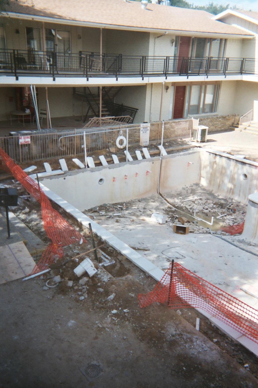 Aquamaid Pool Techs Fort Worth Tx Swimming Pool Contractors