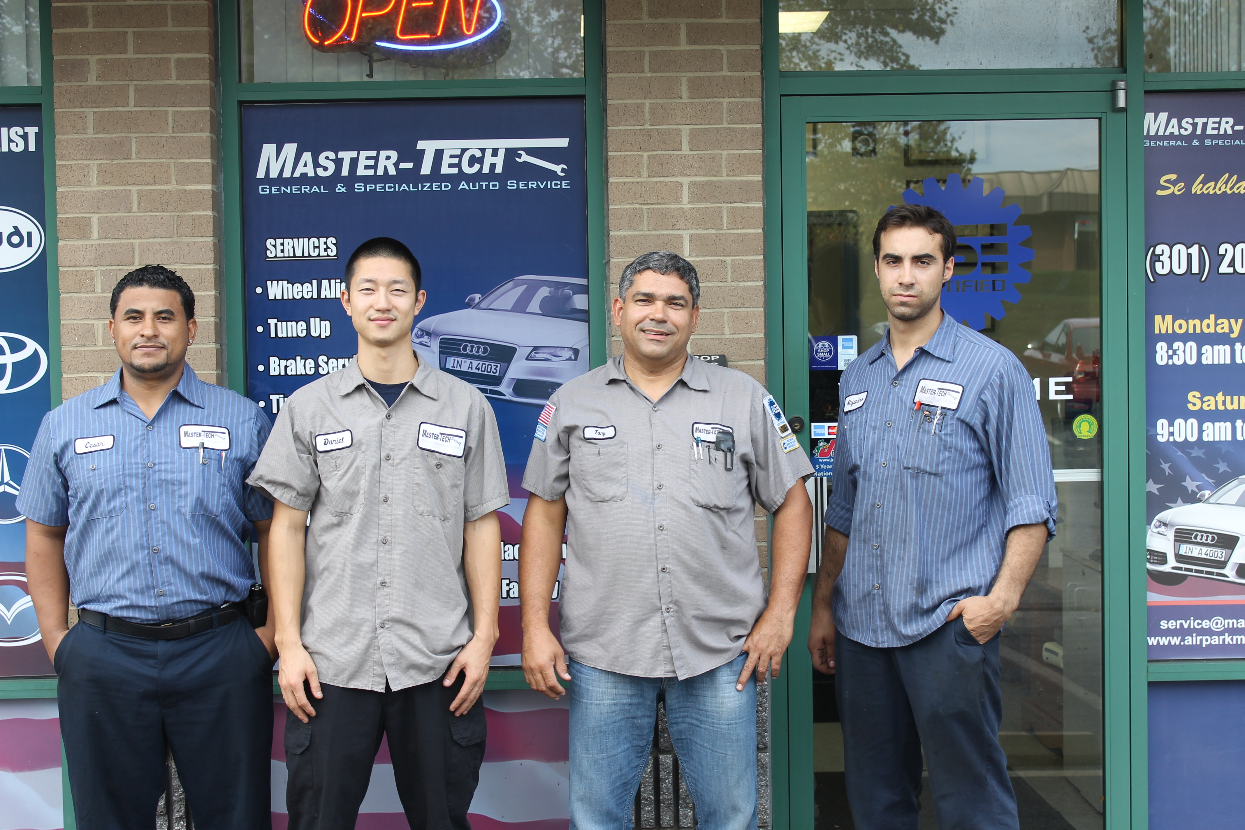 Master Tech image 9