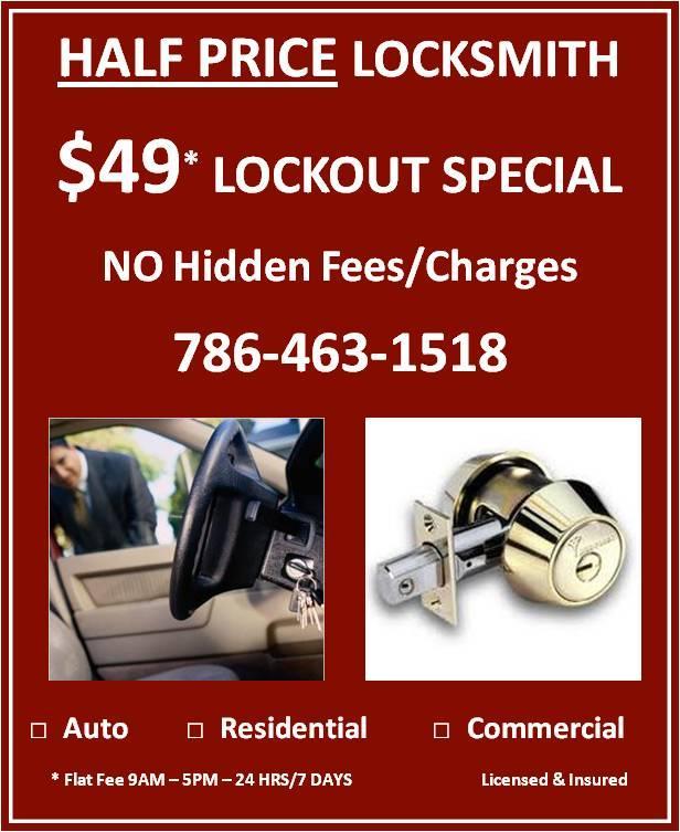 Half Price Locksmith image 0