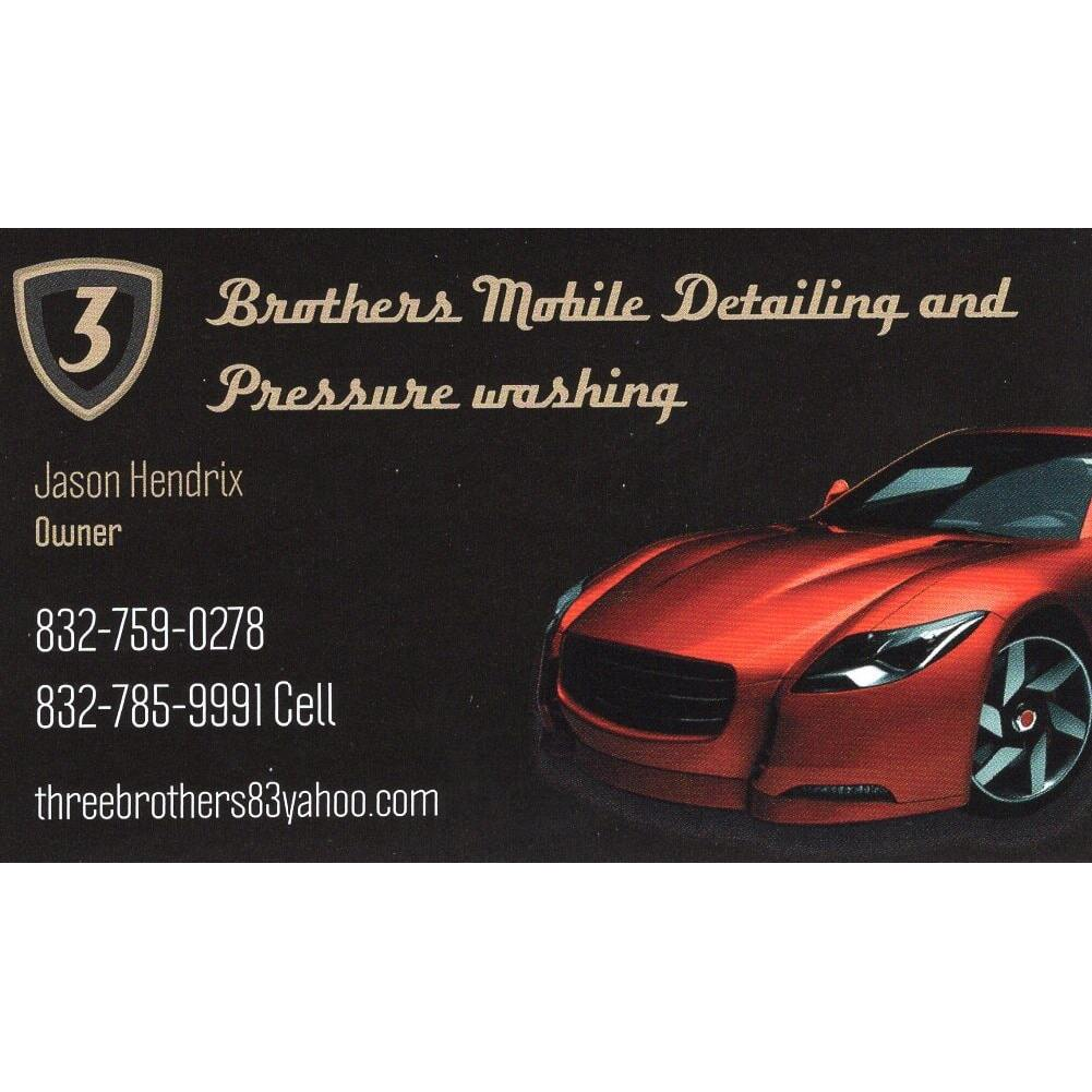 Three Brothers Pressure Washing & Mobile Detailing