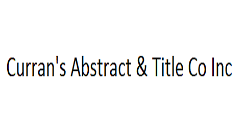 Curran's Abstract and Title Company