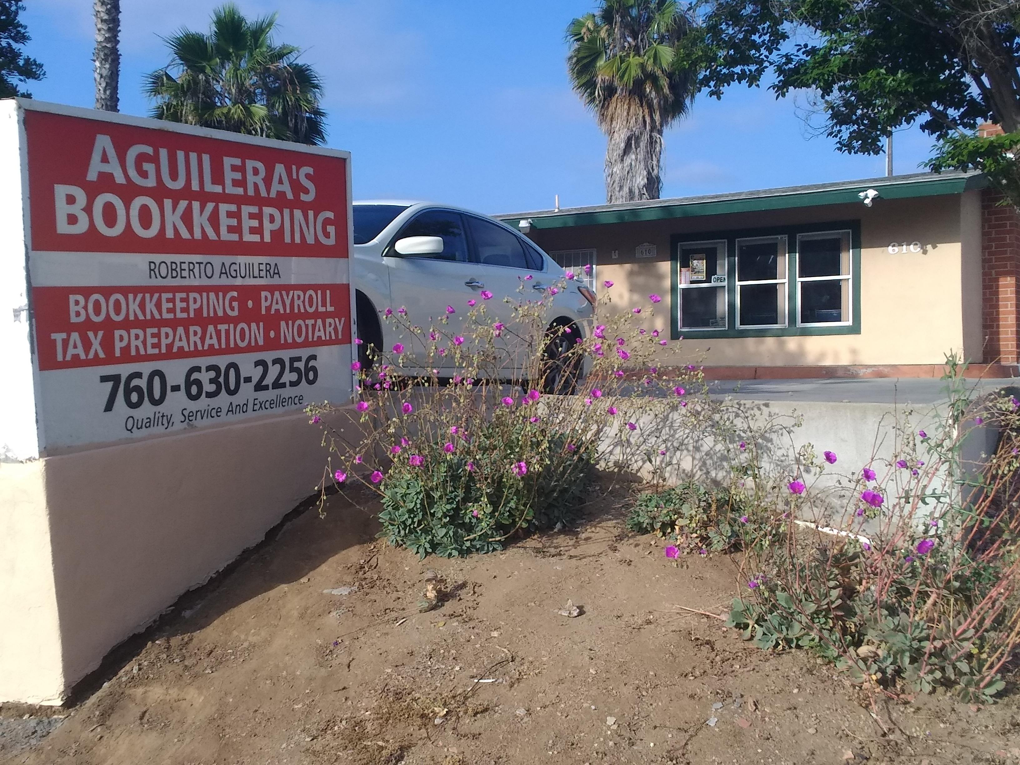 Aguilera's Bookkeeping