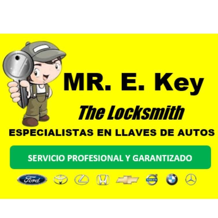 Mr. E. Key Locksmith