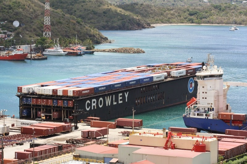 Crowley Liner & Logistics - Office image 3