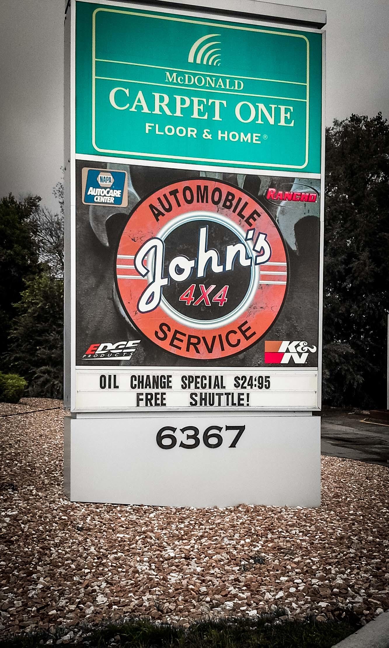 John's 4x4